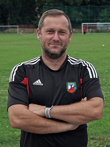 Jacek Bobro - Trener MKS Tarnovia