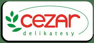 Delikatesy CEZAR - Sponsor MKS Tarnovia