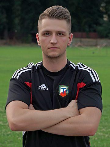 Patryk Maciosek - Trener MKS Tarnovia