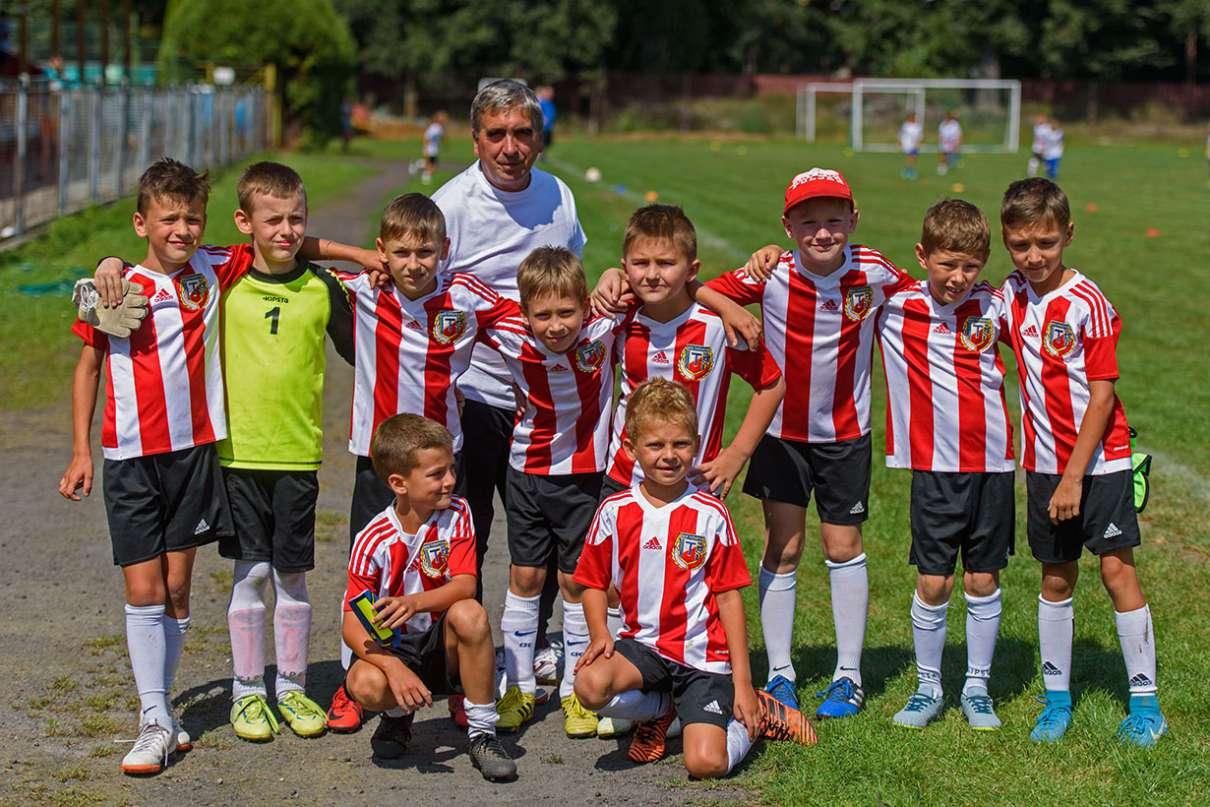 MKS Tarnovia - Akademia piłkarska