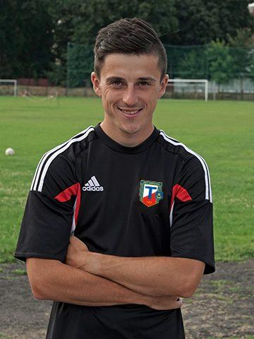 Mieszko Okoński - Trener MKS Tarnovia