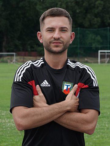 Przemysław Sikorski - Trener MKS Tarnovia