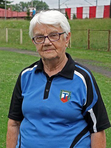 Bronisława Stroisz - Trener MKS Tarnovia