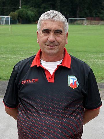 Krzysztof Świerzb - Trener MKS Tarnowia
