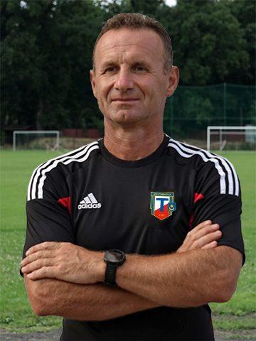 Robert Truchan - Trener MKS Tarnovia