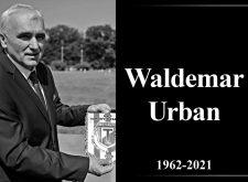 Zmarł Waldemar Urban, prezes MKS Tarnovia