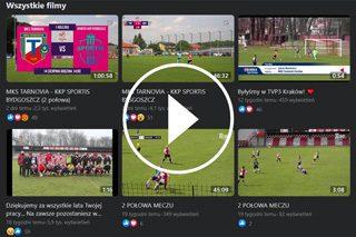 MKS Tarnovia - strefa video