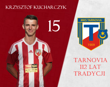 15 Krzysztof Kucharczyk