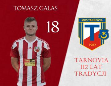 18 Tomasz Galas