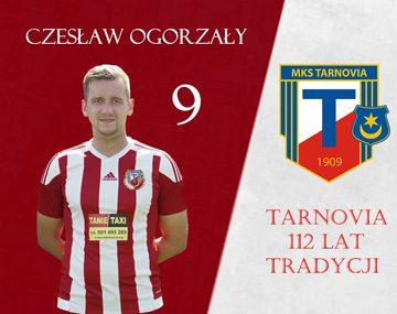 9 Czesław Ogorzały