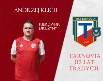 MKS Tarnovia - Andrzej Klich