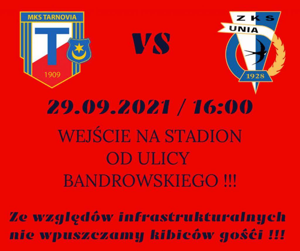 Derby Tarnowa 2021