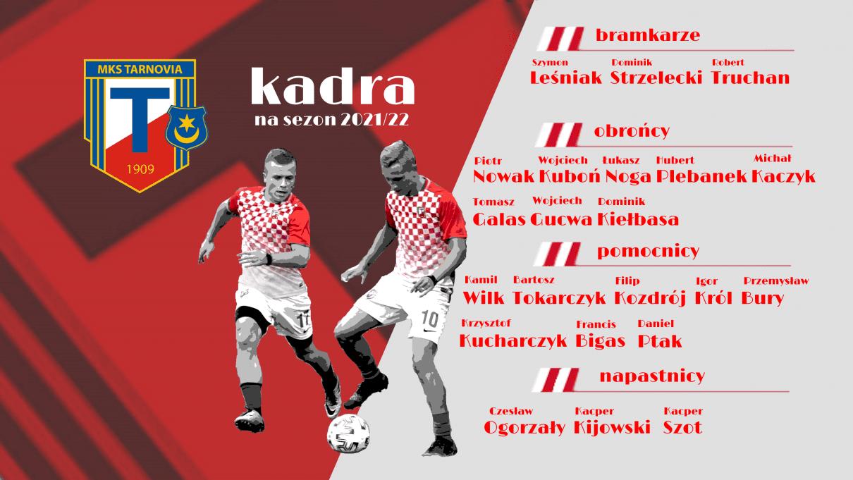 MKS Tarnovia - IV Liga mężczyzn
