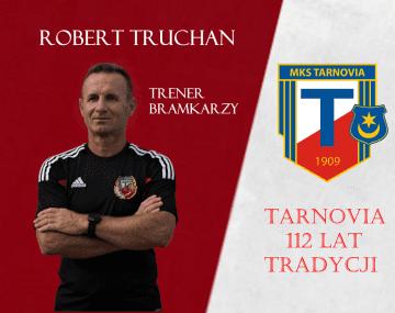 Robert Truchan Trener bramkarzy